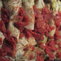 Golabki (Polish Stuffed Cabbage)