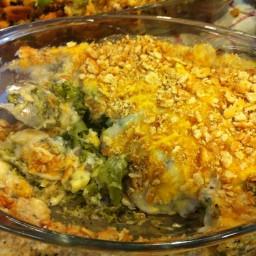 Golden Crumb Broccoli