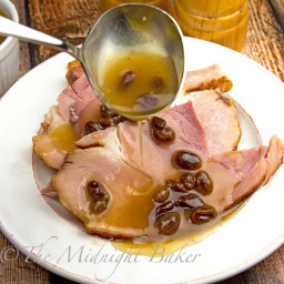 Golden Raisin Sauce for Ham