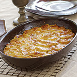 Golden Russet Potato Gratin