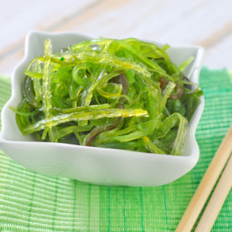 Goma Wakame (Seaweed Salad)