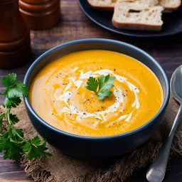 Gordon Ramsay Lightly Spiced Butternut Squash Soup
