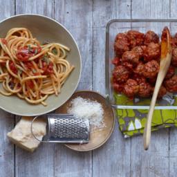 Gordon Ramsay's Italian meatballs