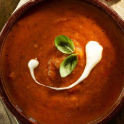 Gordon Ramsay's spiced tomato and coconut soup