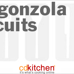 Gorgonzola Biscuits