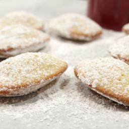 Gourmet Madeleine Cookies