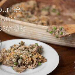 Gourmet Tuna Casserole
