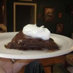 Graham Cracker Pudding Pie