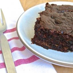 Grain-free Chocolate Zucchini Cake Recipe and VIDEO