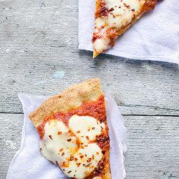 Grain-Free Paleo Pizza Crust