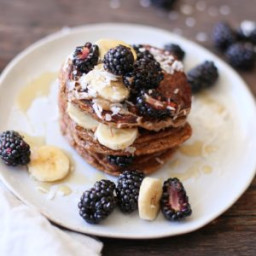 Grain-Free Sweet Potato Pancakes