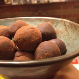 Grand Marnier Chocolate Truffles