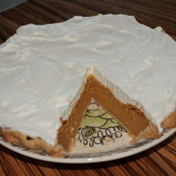 Grandma Irene's Pumpkin Pie