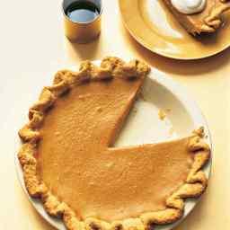 Grandma Jayne's Pumpkin Pie