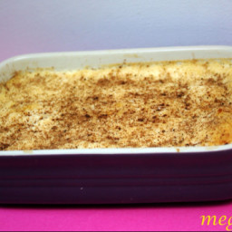 Grandma Margie's rice pudding