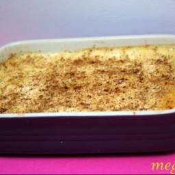 Grandma Margie's rice pudding