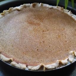 Grandma Murray's Pumpkin Pie