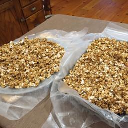Grandma Paul's Caramell Corn
