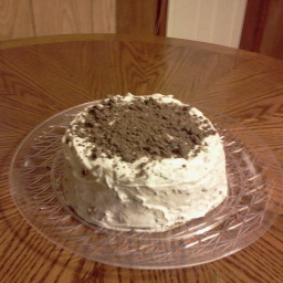 Grandma Sutton's Hersey Cake