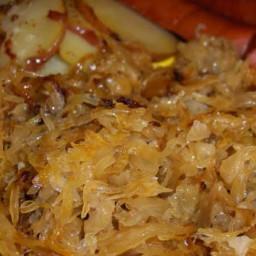 Grandma Z's Sauerkraut