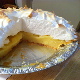 Grandmama Ruby's Lemon Meringue Pie