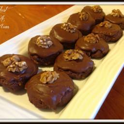 Grandma's Afghan Biscuits