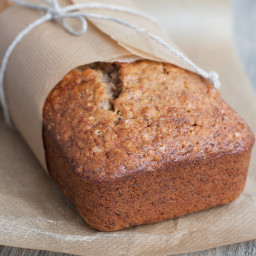 Grandma's Banana Nut Bread