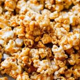 Grandma's Caramel Corn