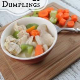 Grandma's Chicken and Dumplings
