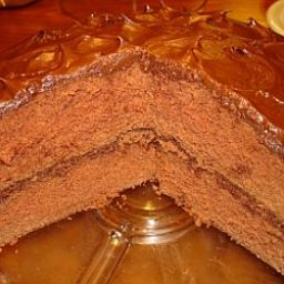 Grandma's Chocolate Cake