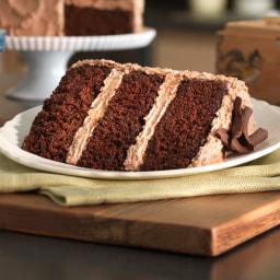 Grandma's Chocolate Mayonnaise Cake