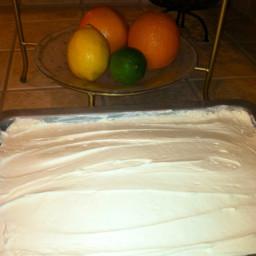Grandma's Lemon Cake