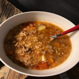 Grandma's Minestrone Soup