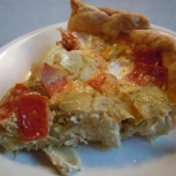 Grandma's Artichoke Pie