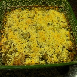 Grandmothers Favorite Eggplant Casserole