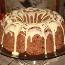 Granny Smith Apple Bundt Cake