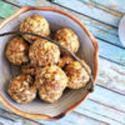 Granola Breakfast Protein Balls