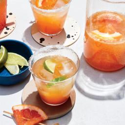 Grapefruit Beergaritas
