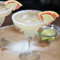 Grapefruit Lime Margaritas