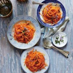 Grated Carrot Salad (Carottes Râpées)