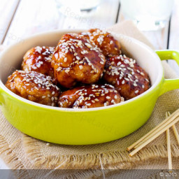 Great American Honeyed Teriyaki Chicken