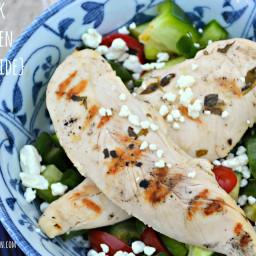 Greek Chicken {Sous Vide}