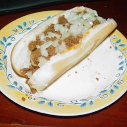 Greek Hot Dog Sauce