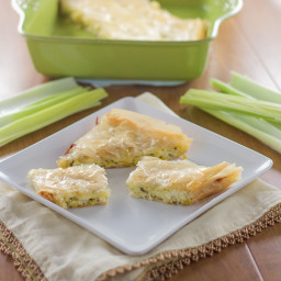 Greek Leek Pie | Prasopita