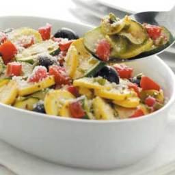 Greek-Style Squash Recipe