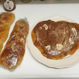 Greek sweet mahlab bread - Tsoureki