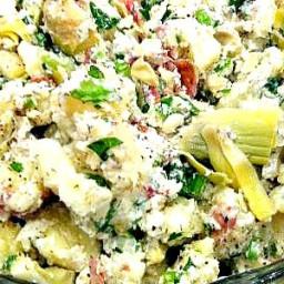 Greek Yogurt Potato Salad