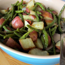 Green Beans w/New Potatoes