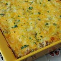Green Chili Egg Casserole