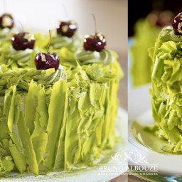 Green Forest Cake 🇺🇸🇫🇷